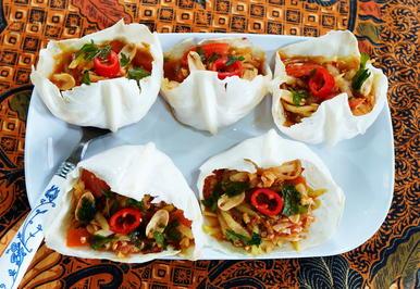 Thailändischer Papayasalat – Sam Tom Thai - Rezept - Bild Nr. 13702