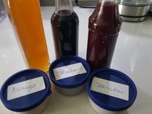 Frucht-Sirup - Rezept - Bild Nr. 13702