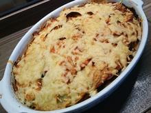 Kartoffel-Spinat-Auflauf mit Hack und Feta - Rezept - Bild Nr. 13707