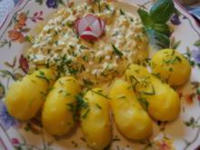 Pellkartoffel-Quark-Diät-Essen - Rezept - Bild Nr. 2