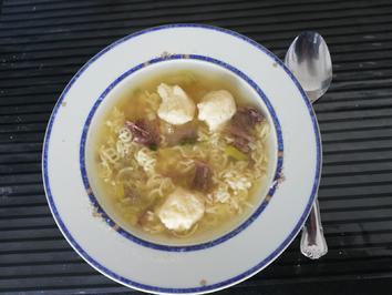 Grießklößchensuppe - Rezept - Bild Nr. 2