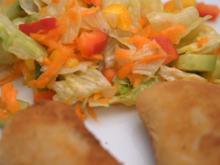 Rissóis com Salada - Rezept - Bild Nr. 2