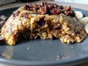 Bowl Cake mit Banane & Schoki - Rezept - Bild Nr. 13739