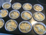 Muffins mit Schokosplitter - Rezept