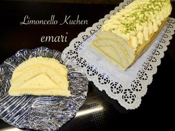 Limoncello Kuchen - Rezept - Bild Nr. 13919