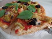 Pizza Margherita - Rezept - Bild Nr. 13794