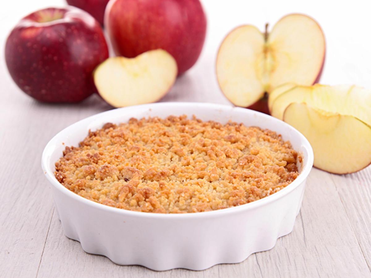 Apfel Crumble Rezept Tim Mälzer