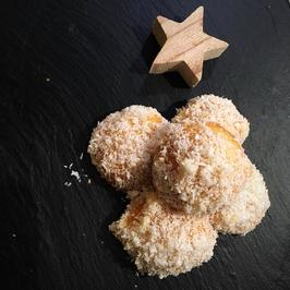 Marokkanische Kokoskekse - Rezept - Bild Nr. 2