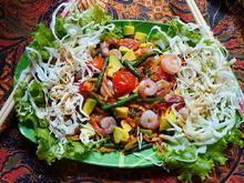 Papayasalat mit Garnelen und Avocado ala Delicio - Rezept - Bild Nr. 13796