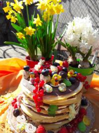 Eierkuchen - Torte kochbar Challenge 4.0 (April 2021) - Rezept - Bild Nr. 13834