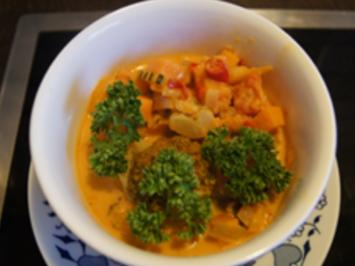 Rotes Gemüse-Curry - Rezept - Bild Nr. 2