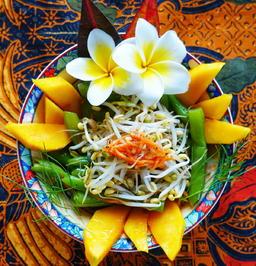 Bohnensalat mit Mango - Rezept - Bild Nr. 13852