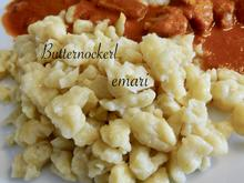 Butternockerl a'la Toni Mörwald - Rezept - Bild Nr. 13862