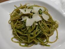 Bärlauch-Pesto mit Nudeln - Rezept - Bild Nr. 13871