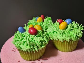 Oster-Muffins - Rezept - Bild Nr. 6