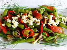"""Exotisch-würziger Bohnen-Salat """"Kuta Sunset"""" - Rezept - Bild Nr. 13870"""