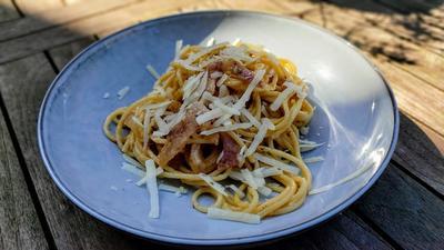 Spaghetti Carbonara - Rezept - Bild Nr. 13885