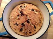 Frühstücksbrot mit Cranberries und Walnüssen - Rezept - Bild Nr. 13901