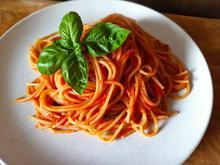 Spaghetti Napoli - Rezept - Bild Nr. 2