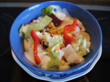Leckerer, gemischter Salat - Rezept - Bild Nr. 2