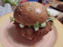 Dieser Chickenburger stellt McDonald´s in den Schatten - Rezept - Bild Nr. 2