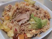 Chicken Chow Mein - Asiatische Gebratene Nudeln mit Hühnchenfleisch - Rezept - Bild Nr. 2