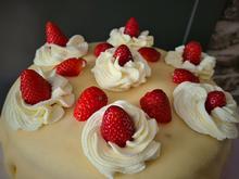 Mohn-Marzipan-Torte - Rezept - Bild Nr. 13906