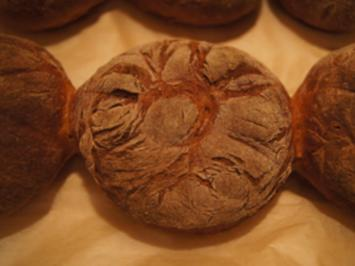 Mini Bauernbrote - Rezept - Bild Nr. 2