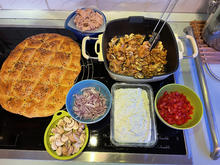 Fladenbrot Pizza - Rezept - Bild Nr. 13935