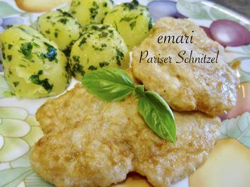 Pariser Schnitzel mit perfekter Panade - Rezept - Bild Nr. 13931