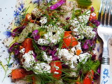 Kretischer Herbstsalat - Rezept - Bild Nr. 2