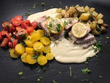 Zitroniges Barramundi-Filet - Rezept - Bild Nr. 13939