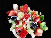 Griechischer Bauernsalat - Rezept - Bild Nr. 2