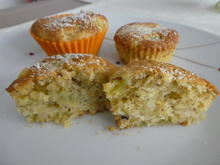 Rhabarber-Muffins - Rezept - Bild Nr. 13946