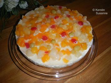 Obst-Schmand-Torte - Rezept - Bild Nr. 13966