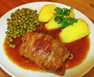Rinderrouladen klassisch - Rezept - Bild Nr. 2