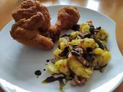 Backhendl mit Steirischem Kartoffelsalat - Rezept - Bild Nr. 13967