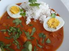 Indisches Eier-Curry - Rezept - Bild Nr. 13967