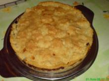 Birnenkuchen - Rezept