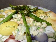 Französischer Spargel Salat - Rezept - Bild Nr. 13982