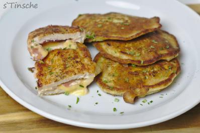 Zucchini-Pancakes - Rezept - Bild Nr. 13986