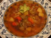 Gemüse-Kartoffel-Suppe - Rezept - Bild Nr. 2