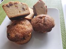 Ricotta-Muffins - Rezept - Bild Nr. 14010
