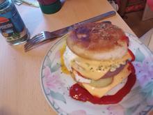 Hamburger ala Silke - Rezept - Bild Nr. 13987
