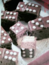Dominosteine - Rezept