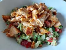 Ein schneller Salat - Rezept - Bild Nr. 14047