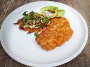 Wiener Schnitzel mit Rösti à la Kartoffelsalat (Mario Barth) - Rezept - Bild Nr. 2