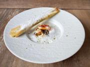 Veganer Milchreis mit Mastix, Pistazienzigarre und Feigen (Panagiota Petridou) - Rezept - Bild Nr. 2