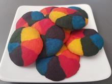 Regenbogen-Kekse - Rezept - Bild Nr. 14101