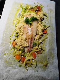 Fisch in Pergament - Rezept - Bild Nr. 4